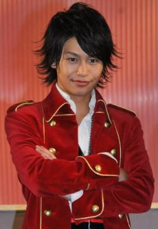 Gokai Red - Captain Marvelous