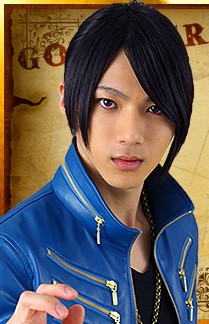 Gokai Blue - Joe Gibken