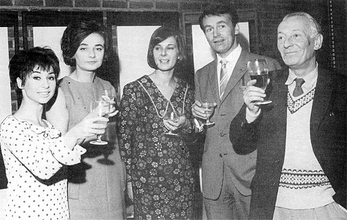 Cast and Producer of Doctor Who 1963