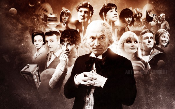 The First Doctor by Andy Lambert