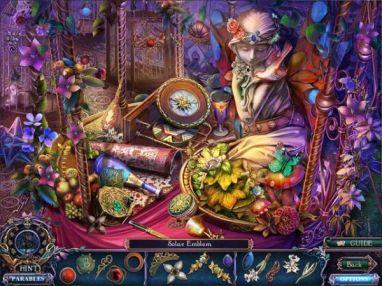 Dark Parables: Ballad of Rapunzel - Fragmented Object Scene