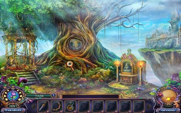 Dark Parables: Ballad of Rapunzel - Scenery 1