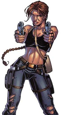 Lara Croft (Top Cow)