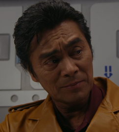 Space Sheriff Gavan The Movie: Kenji Ohba