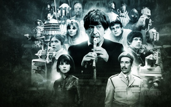 The Second Doctor by Andy Lambert