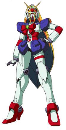 G Gundam: Nobel Gundam
