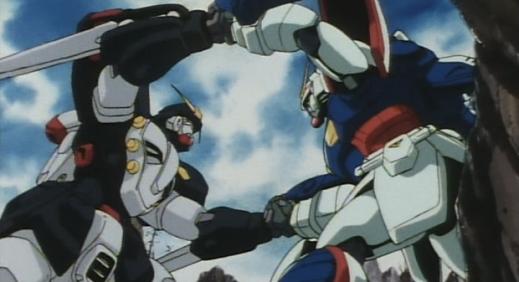 G Gundam: Fight