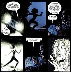 Halloween Nightdance - Page 1