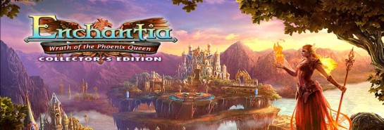 Enchantia: Wrath of the Phoenix Queen - Title