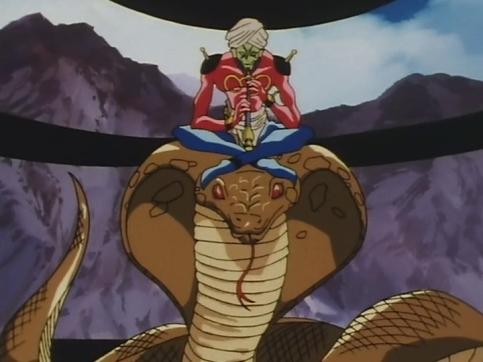 G Gundam: Cobra Gundam
