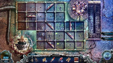 Mystery Trackers: Raincliff Phantoms - Puzzle 1