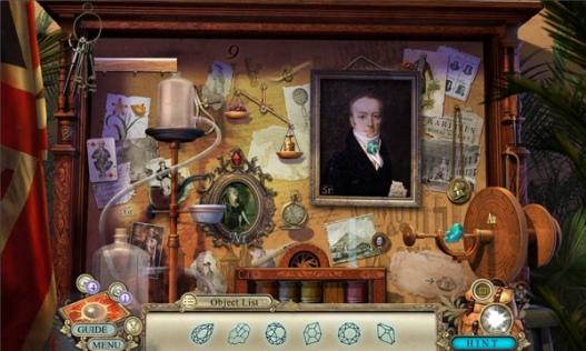 Hidden Expedition: Smithsonian Hope Diamond - HOS1