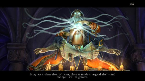 Lost Lands - The Four Horsemen CutScene3