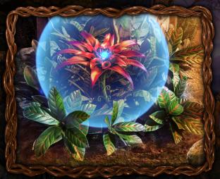 Lost Lands - The Four Horsemen Flower