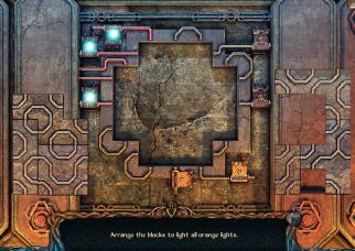 Lost Lands - The Four Horsemen Puzzles 1