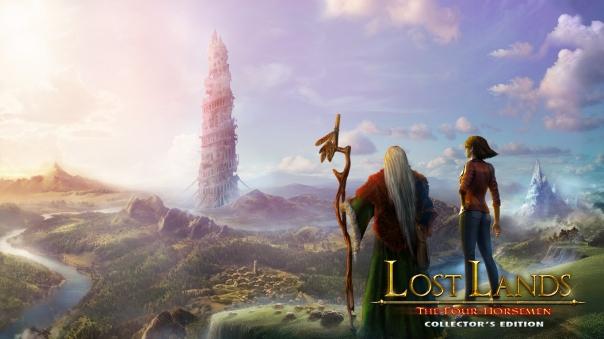 Lost Lands - The Four Horsemen Scene 5