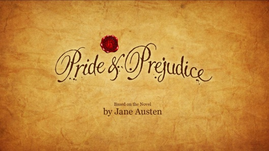 Pride and Prejudice Logo
