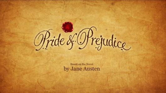 Pride and Prejudice Logo