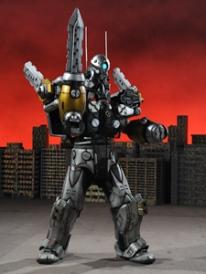 Tokumei Sentai Go-Busters Alpha Zord