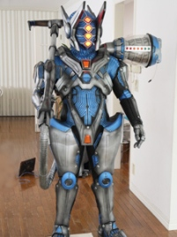 Tokumei Sentai Go-Busters Metaroid