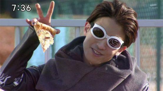 Tokumei Sentai Go-Busters Pizza