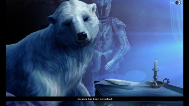 Dark Realm - Princess of Ice Cutscene 1