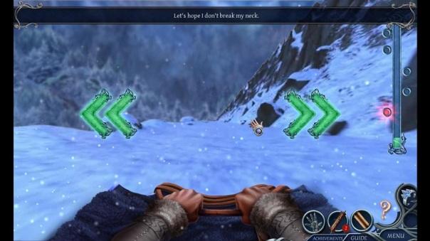 Dark Realm - Princess of Ice Minigame 1