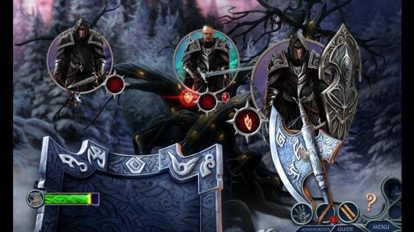 Dark Realm - Princess of Ice Minigame 2