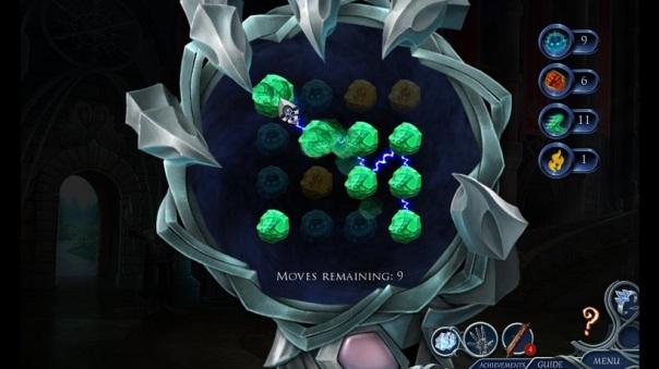 Dark Realm - Princess of Ice Minigame 4