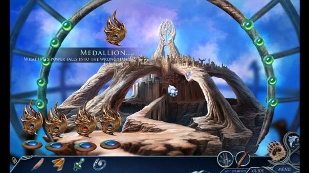Dark Realm - Princess of Ice Puzzle 1