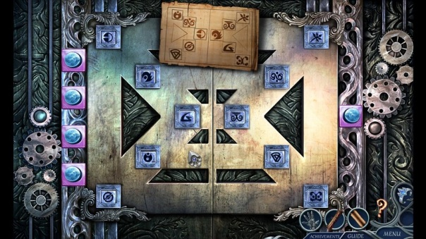 Dark Realm - Princess of Ice Puzzle 4