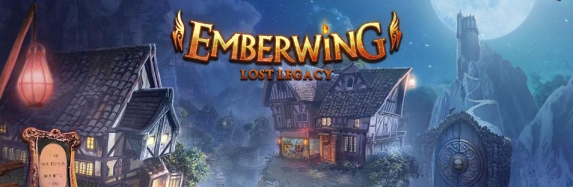 Emberwing Lost Legacy Banner