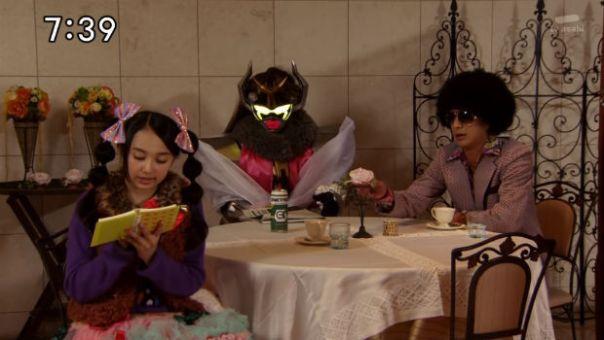 Tokumei Sentai Go-Busters Humor