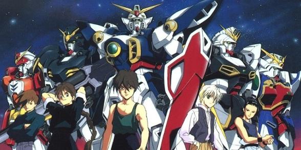 Gundam Wing Banner
