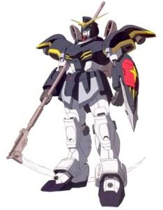 Gundam Wing Deathscythe