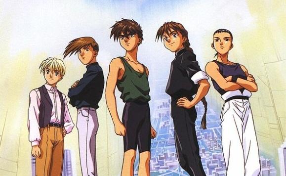 Gundam Wing Pilots