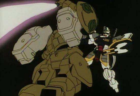 Gundam Wing Screen 2