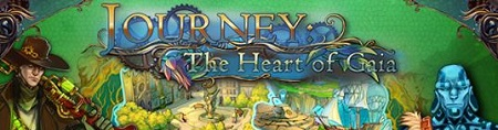 Journey Heart of Gaia Banner