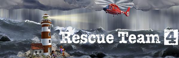 Rescue Team 4 Banner