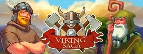 Viking Saga Banner