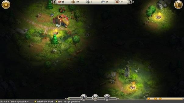 Viking Saga Gameplay 1