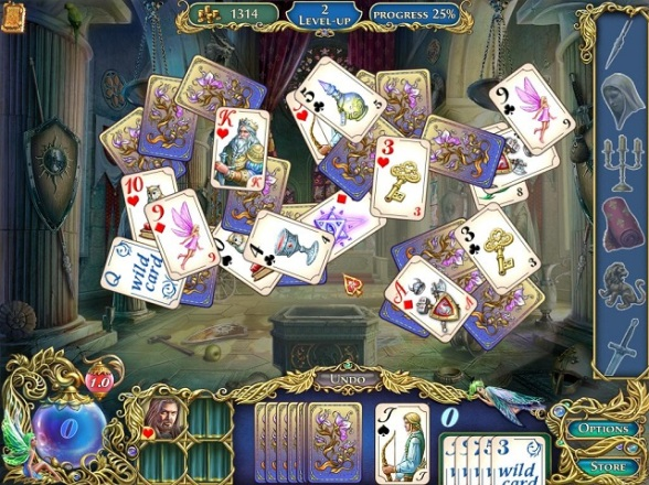 Chronicles of Emerland Solitaire Screen 1
