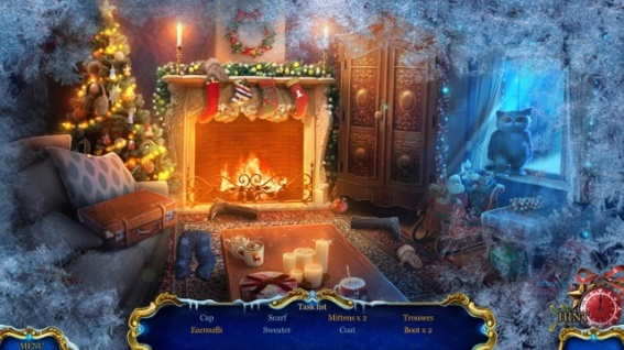 Christmas Stories Screen 1