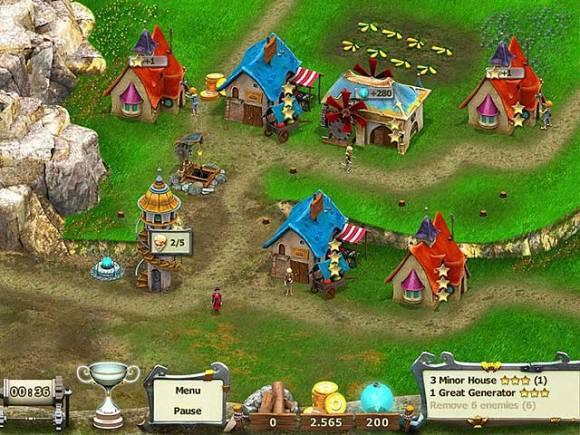 Age of Adventure PTH Screen 2