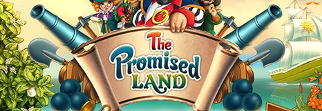 The Promised Land Banner