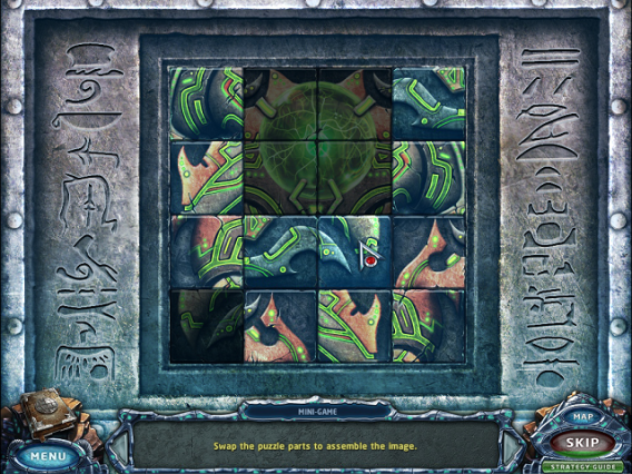 Eternal Journey - New Atlantis - Puzzle 1