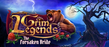 Grim Legends FB - Banner