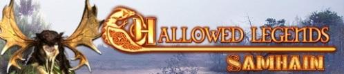 Hallowed Legends S Banner