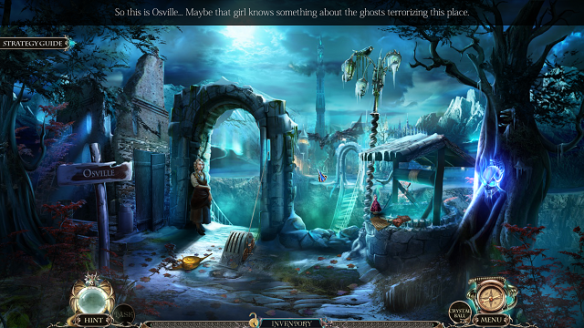 Riddles of Fate WH - Screen 2