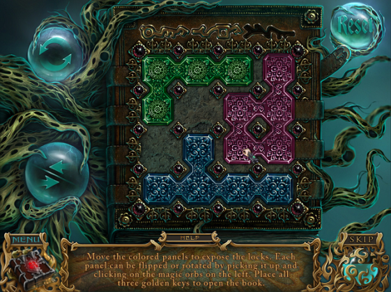 Spirits of Mystery SotP - Puzzle 1